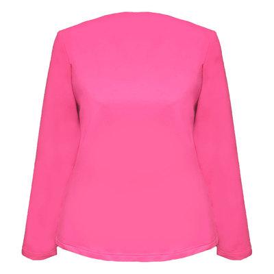 0 Zelda Blouse Pink Jersey