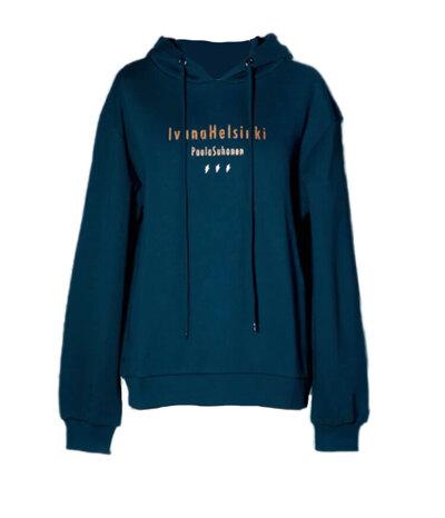 0 hoodie signature navy Ivana Helsinki