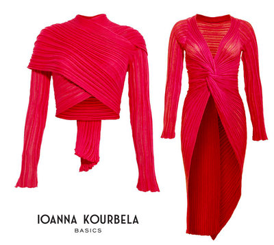 2550 knit red