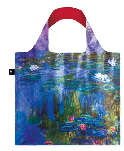 CLAUDE MONET Water Lilies, 1913 Bag