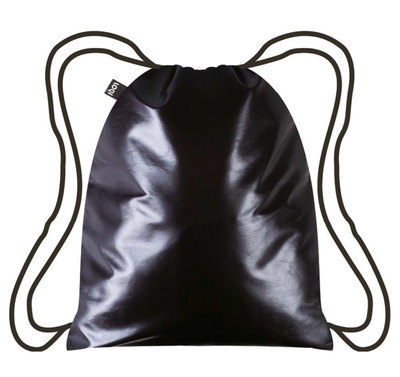 METALLIC Black - Backpack