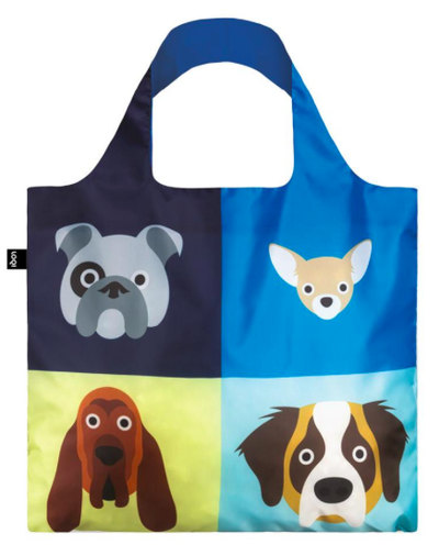 STEPHEN CHEETHAM Dogs Bag