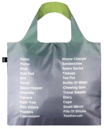 Type Things to Pack © Erik Kessels Bag