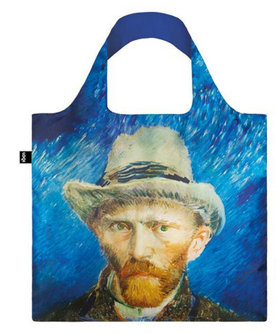 VINCENT VAN GOGH Self Portrait, 1887 Bag