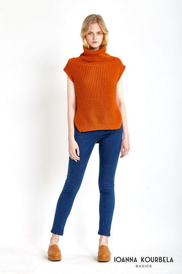 sale       0 Top Turtleneck Cotton Flow (3 väriä/2 colours)