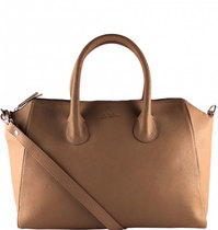 0 Loved One Hand Bag Cognac