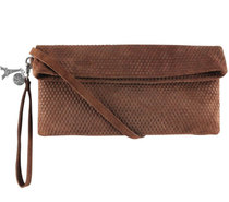 0 Cute Catch Clutch Brown