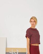 0 Top Cropped Knit New Elements
