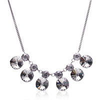0 Glow Black Diamond Necklace
