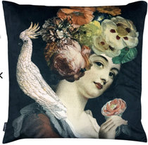 0 Tyynyliina/Pillow Cover 50X50 Rosalil