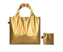 0 Metallic Matt Gold Bag