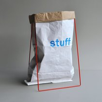 0 0 Paperbag for paperbag holder -paperipussi telineeseen Stuff, Paper, Plastic