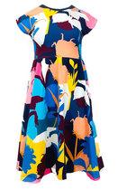 0 Adorable Seireeni Wrap Dress Colour Tango