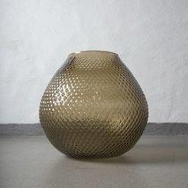 0 Bali maljakko  / vase Kulta/Gold