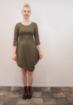 0 Beehive II Petit Dress Forest Soul Green
