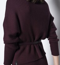 0 Body Mapping Sweater (romeo red/black)