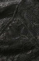 0 Dolly Bralette (black/white)