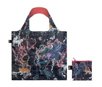 0 Kristjana S Williams Interiors World Map Bag