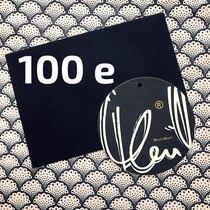 0 Lahjakortti 100 e