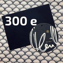 0 Lahjakortti 300 e
