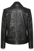 0 Leather Biker Jacket