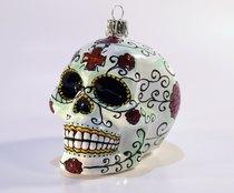 0 Meksikolainen Pääkallo -koriste