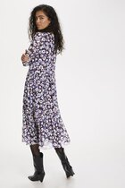 0 Paprika Dress Blue Combi recycled materials