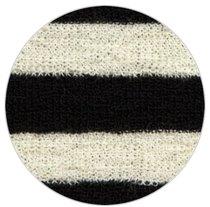Black an d white stripes