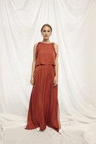 0 Sage Maxi Dress