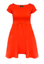 0 Seireeni I Dress Petit Jersey Passion Red