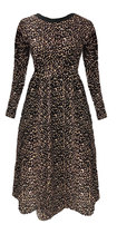 0 Seireeni II Dress Wrap Leopard LIMITED EDITION