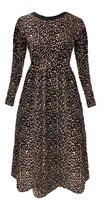 0 Seireeni II Dress Wrap Leopard LIMITED EDITION