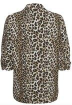 0 Shirley Leopard Blazer