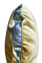 0 Sisustustyyny velvet Pyöreä Helichchrysum