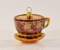 0 Teekuppi-koriste