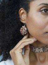 0 The Maxi's Earrings Multicolour Ochre