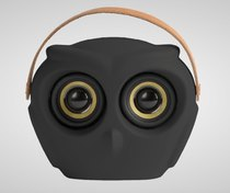 0 aOwl bluetooth-kaiutin Black